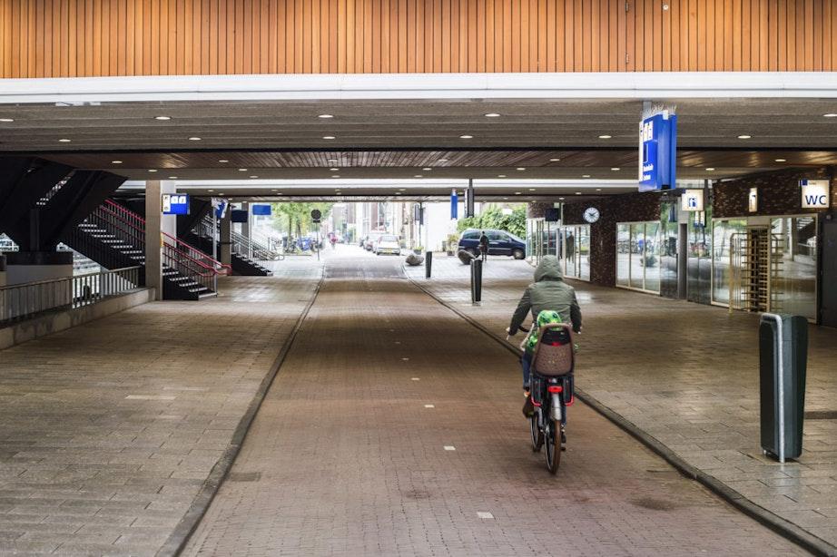 Winkelruimtes bij station Vaartsche Rijn openen in voorjaar