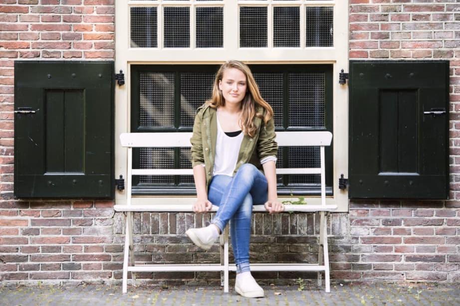 Utrechtse Annegien (17) verkozen tot jongere van het jaar