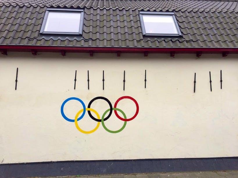 Nieuwe muurschildering van rob heerdink de utrechtse internet courant - Nieuw muurschildering ...