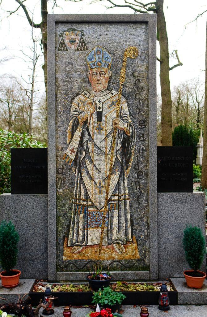 De geheimen van Sint Barbara: grafmonument voor een Utrechtse aartsbisschop