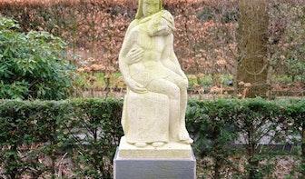 De geheimen van Sint-Barbara; De piëta van René van Seumeren