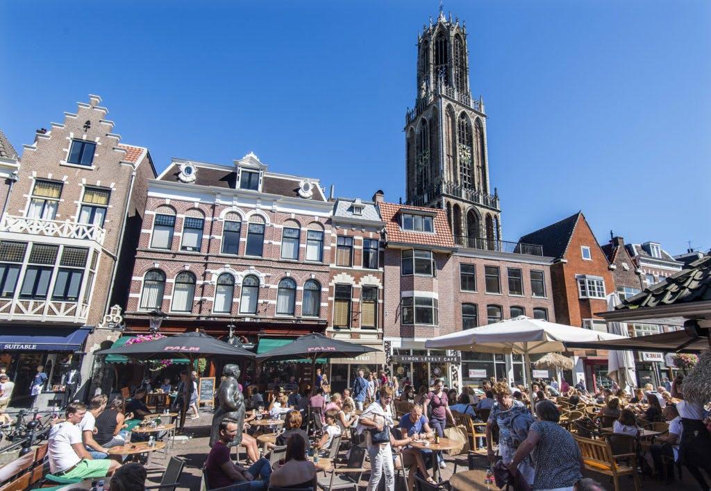 Geen uitbreiding horeca in Utrechtse binnenstad: 'Ook in de binnenstad moet wonen prettig zijn'