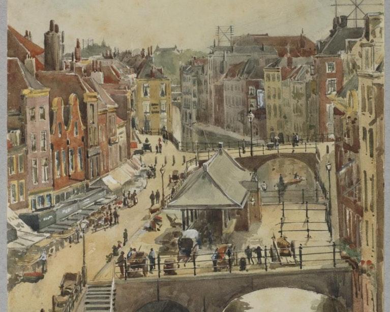 Het Utrechts Archief start crowdfunding voor boek met 400 stadsgezichten