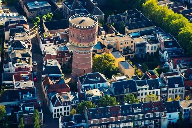 Relatief meeste scheefwoners in Binnenstad en Leidsche Rijn
