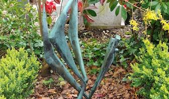 De geheimen van St. Barbara; Abram Stokhof de Jong, een teken van leven in brons