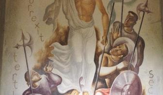 De geheimen van Sint Barbara: Bisschoppelijke grafkelder