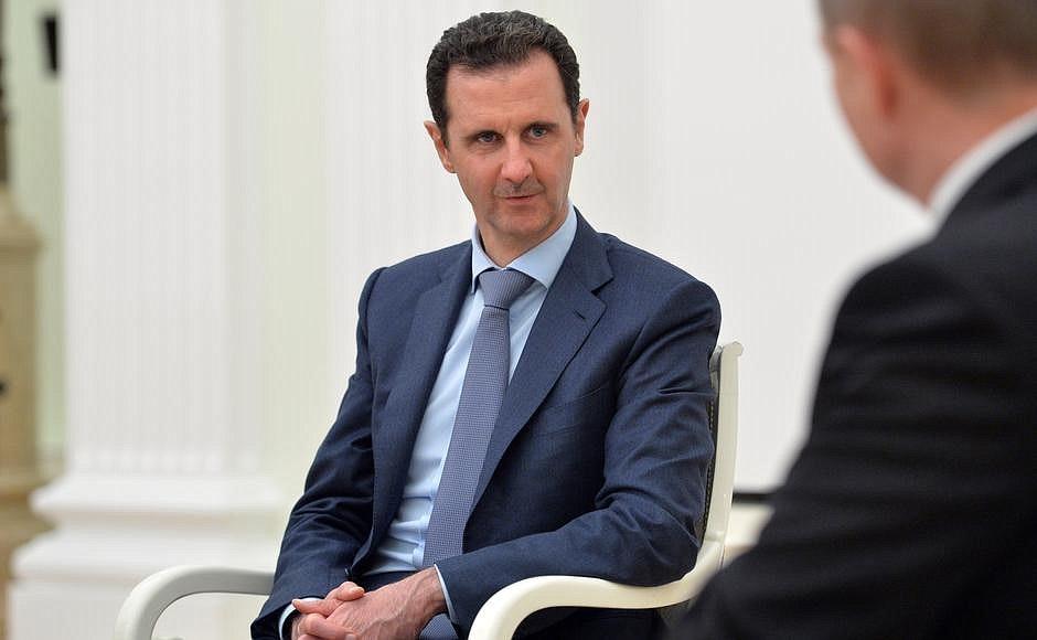 Demonstratie in Utrecht tegen Syrische president Assad