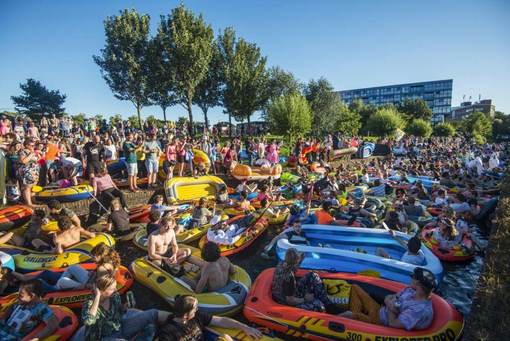 Rubberboot Missie Utrecht