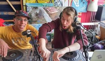 Radio maken vanuit een oude peeskamer