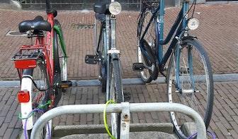 Ook buitenlandse studenten denken dat ze hun fiets maar overal kunnen parkeren