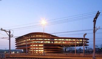 Internationale Architectuur Award voor verkeersleidingspost Utrecht