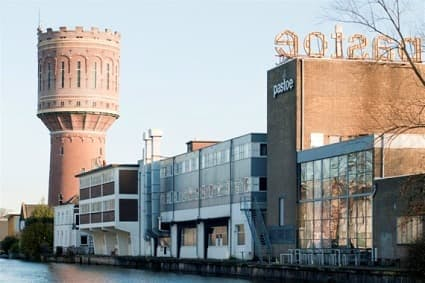 Oude Pastoe fabriek op Rotsoord krijgt horeca