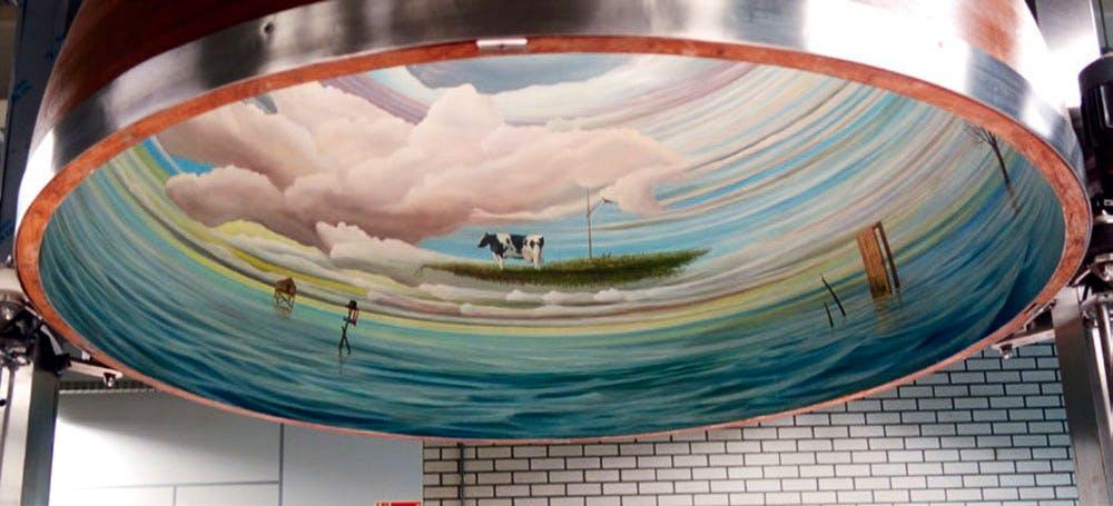 De Bol van Nol (Manten) in Galerie KuuB