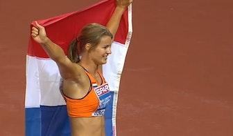 Dafne Schippers wint serie in Rio
