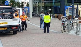 Geen fietsen aan brug bij TivoliVredenburg