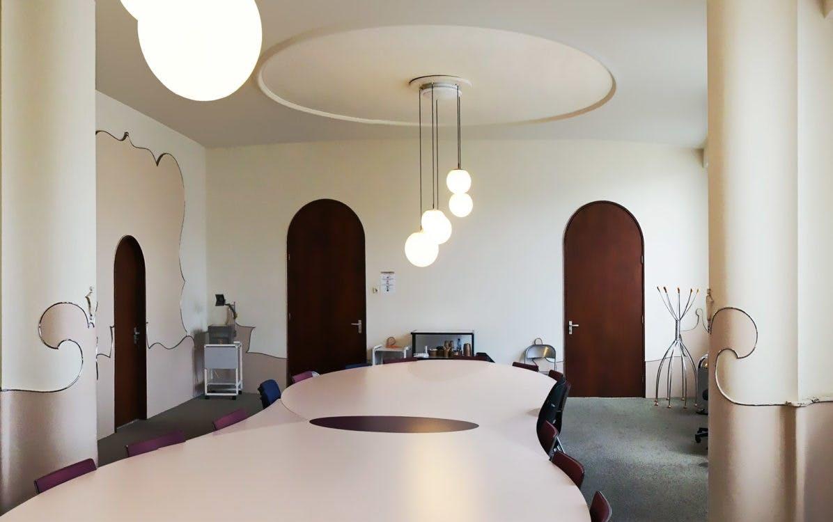 Kromme Nieuwegracht 80: gedurfd interieur van Sybold van Ravesteyn