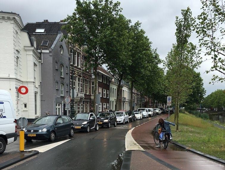 Verkeersgroep Ondiep wil nieuwe discussie 'knip of knijp' Monicabrug