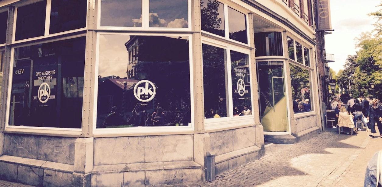 PK Bar & Kitchen aan de Oudegracht opent woensdag