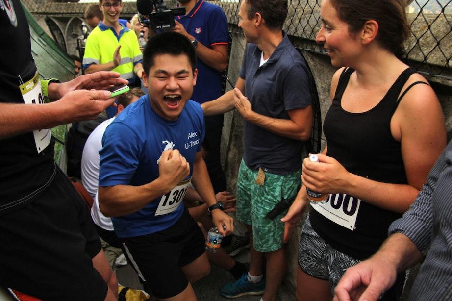 Foto's: Nieuw record gevestigd tijdens Domtorenloop