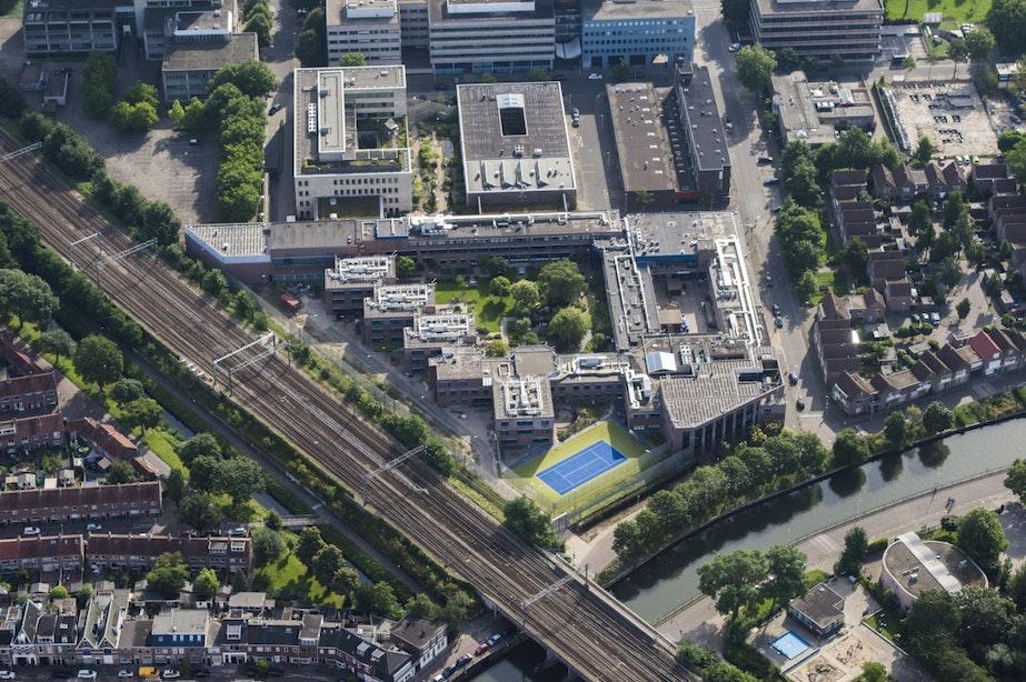 Utrecht vanuit de lucht bekeken (deel 2)