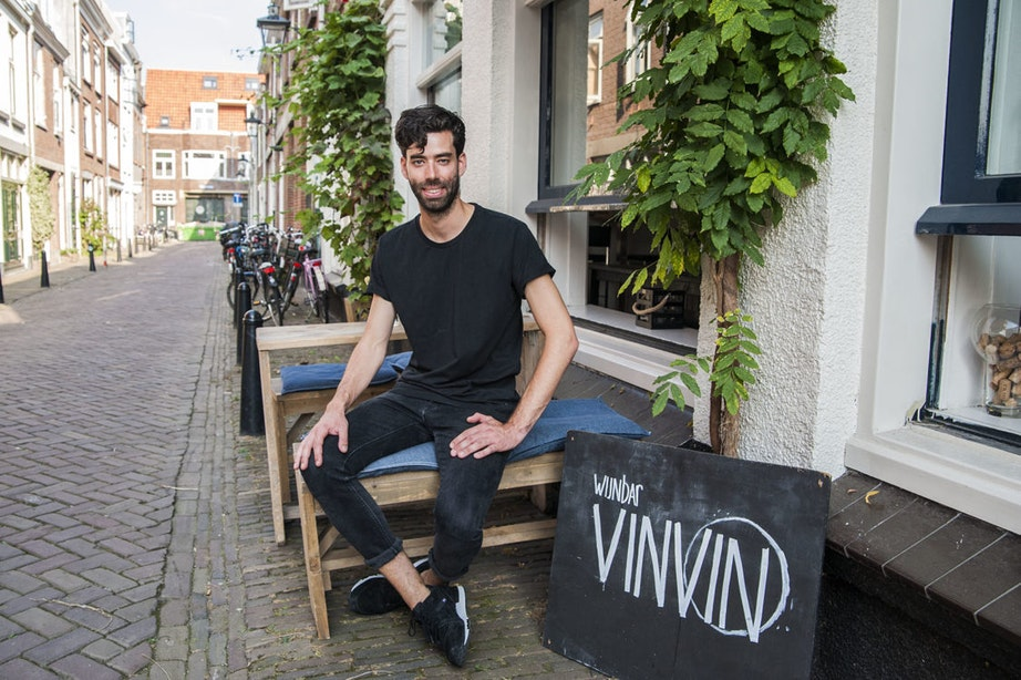 """Wijnbar VinVin: """"Terrasbeleid gemeente Utrecht is niet eerlijk"""""""