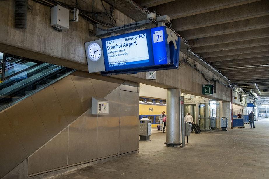 Welstandscommissie niet zo blij met 'benedenwereld' Utrecht Centraal