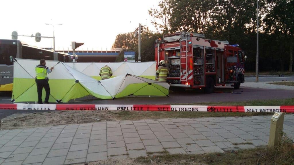 Twee jonge mannen van 22 en 26 jaar overleden bij ongeluk Uithof