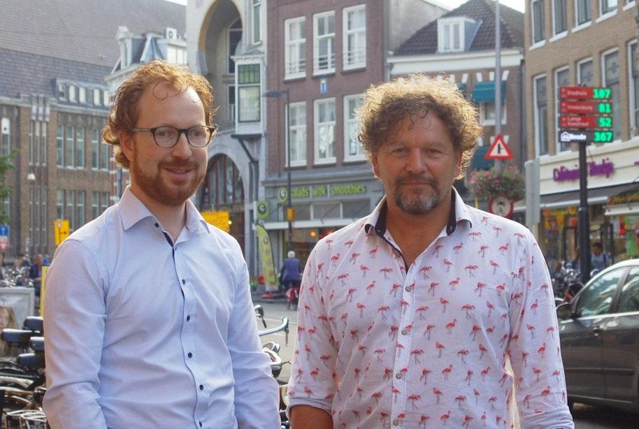 Utrechts wereldprimeur de P-route wordt groter en vernieuwender