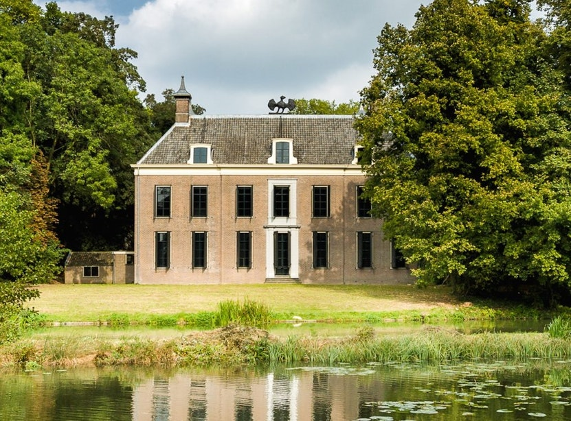 Kunstuitleen Utrecht in landhuis Oud Amelisweerd