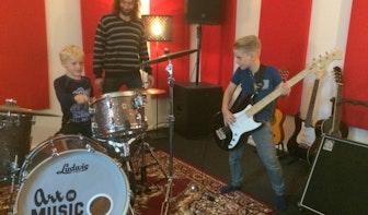 Nieuwe muzikale oefenruimtes Ravellaan aankomend weekend geopend door Jett Rebel