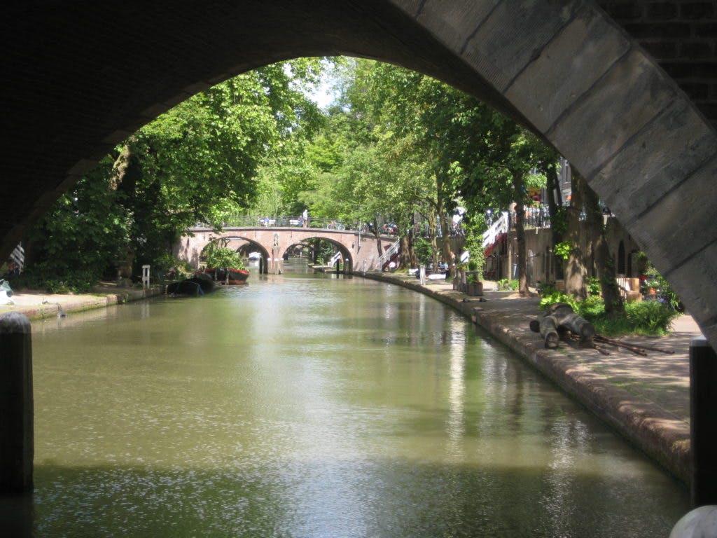 Dagtip: Utrecht Down Under op de Oudegracht