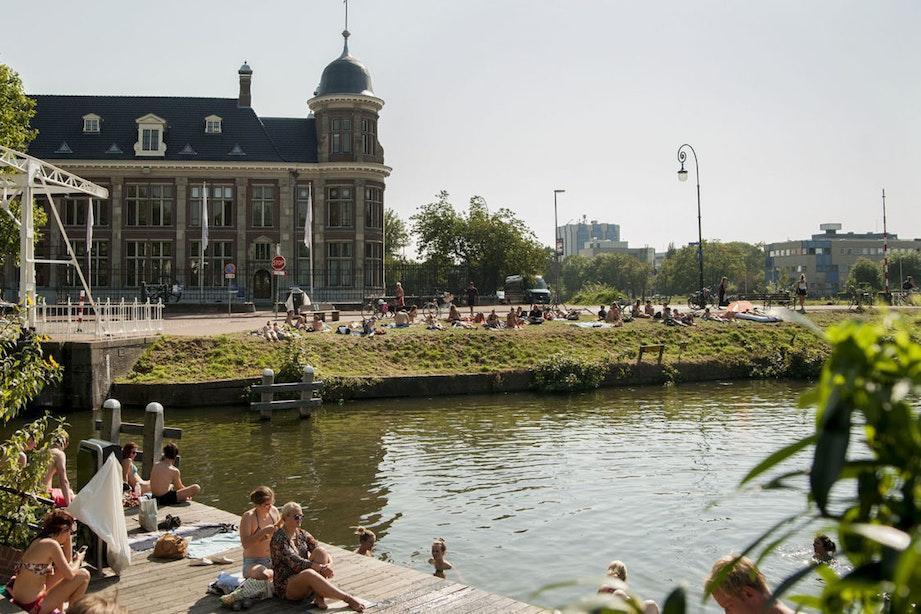 Foto's: Laatste zomerdagen in Utrecht