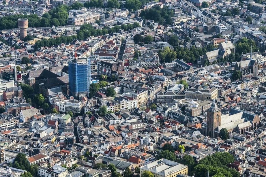 Bevolking Utrecht is toegenomen met 4.000 mensen