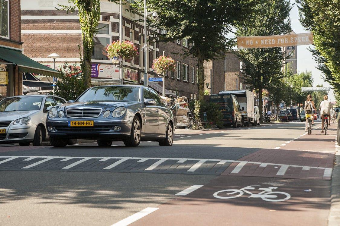 Open brief: De Kanaalstraat autovrij