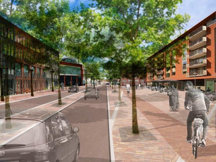 Tweede stadsgesprek over nieuw centrum in december