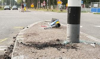Bestuurder dodelijk ongeval De Uithof reed door rood, te hard en was onder invloed van drank en drugs