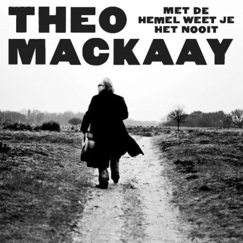 Theo Mackaay, de man achter het Gouden Kalf, brengt album uit