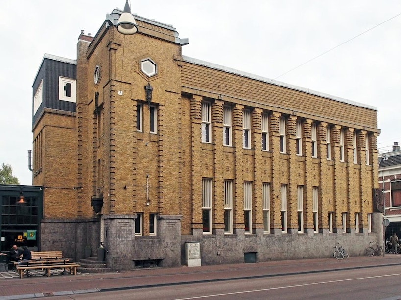 Incassobank: een Amsterdamse School-bank in Utrecht