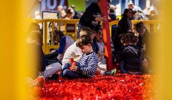 Foto's: Lego World van start in Jaarbeurs