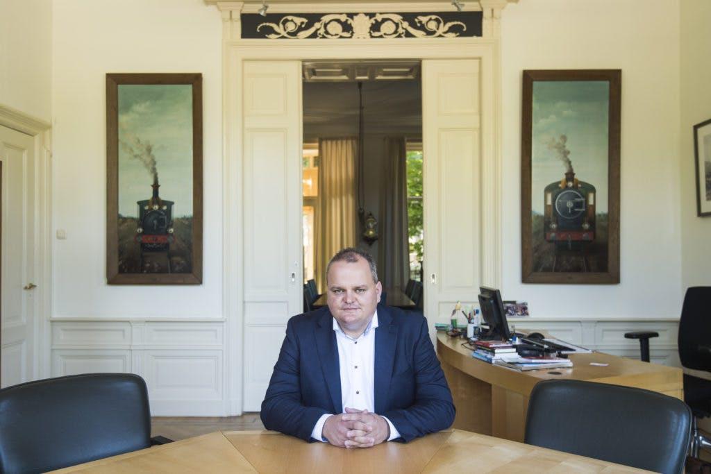 Ex-directeur Spoorwegmuseum Marten Foppen wordt niet vervolgd