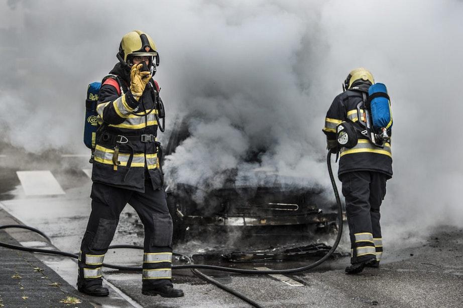 """Meedraaien met de brandweer: """"Als je het echt eng vindt, zou je dit werk niet kunnen doen"""""""