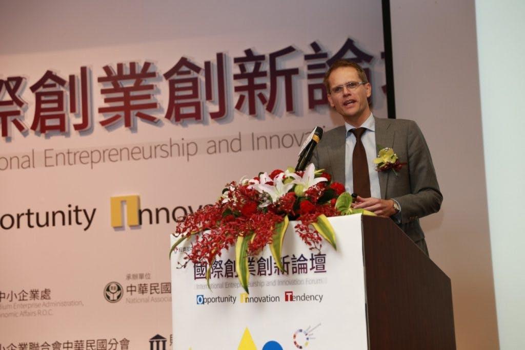 Economische missie op pad: onze eerste dag in Taiwan