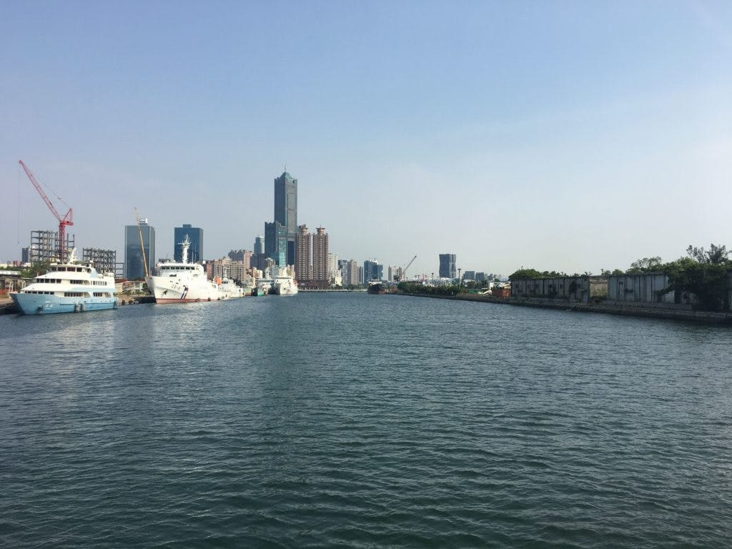 Economische missie dag 2: Grote haven, grote plannen