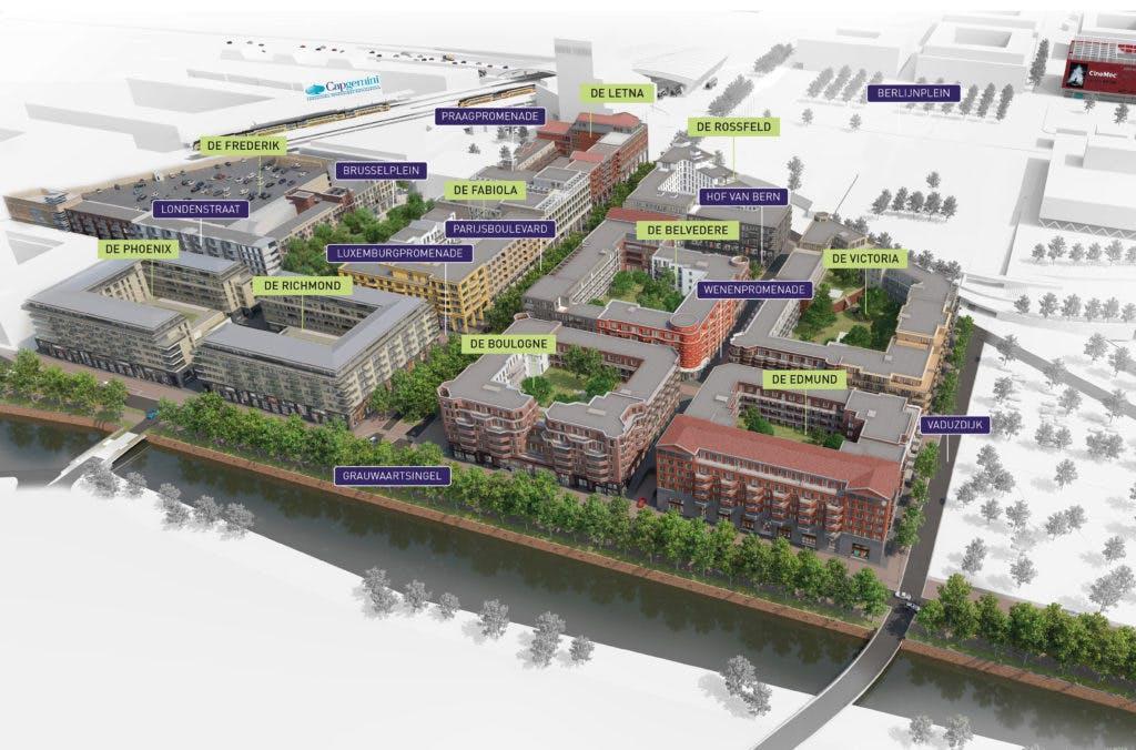 CDA wil Leidsche Rijn Centrum levendiger maken door horeca toe te voegen