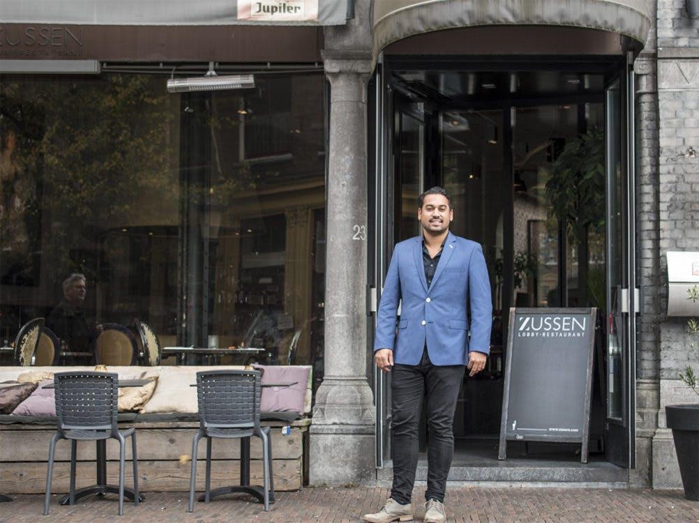 Café Zussen aan Korte Jansstraat in Utrecht gaat sluiten