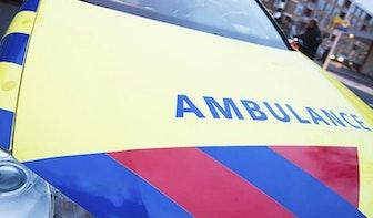 Vier gewonden na zwaar auto-ongeluk