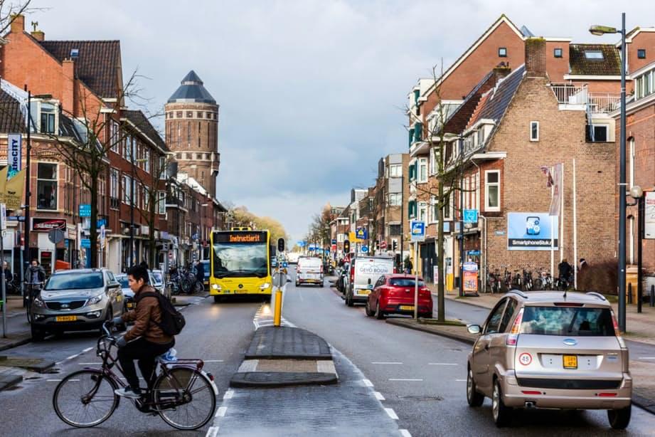 Veel reacties op hervormingsplannen Amsterdamsestraatweg