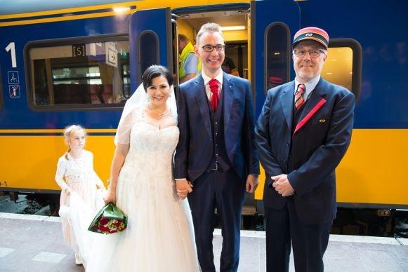 Trouwen op Utrecht Centraal: het kan voor één keer