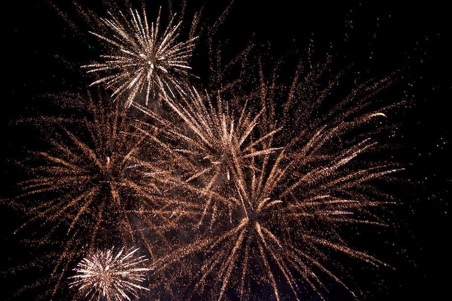 Onderzoek naar interesse voor centrale vuurwerkshow oud en nieuw