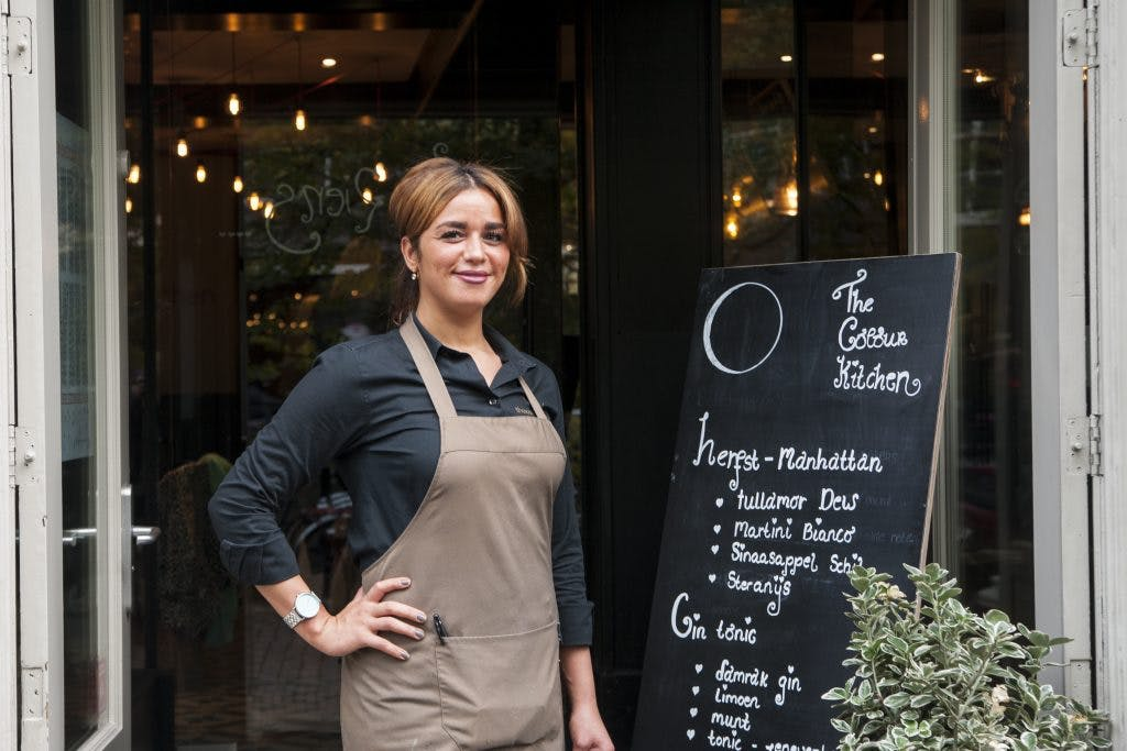 The Colour Kitchen: 'Opboksen tegen de gemiddelde norm van de maatschappij'